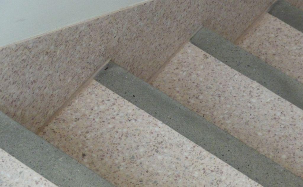 Resin Terrazzo Stairs