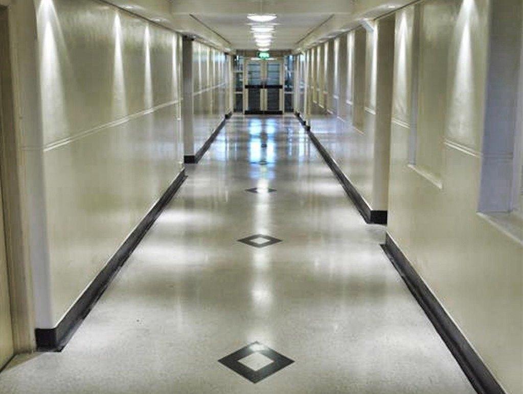 Public Sector Resin Flooring