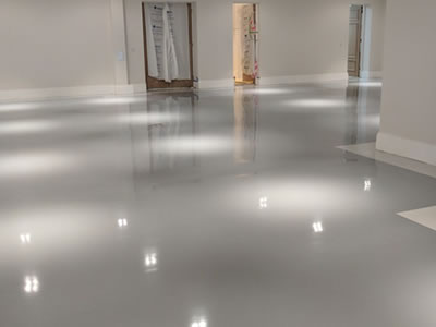 Resin Flooring London For Garage