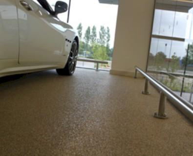 Showroom Flooring