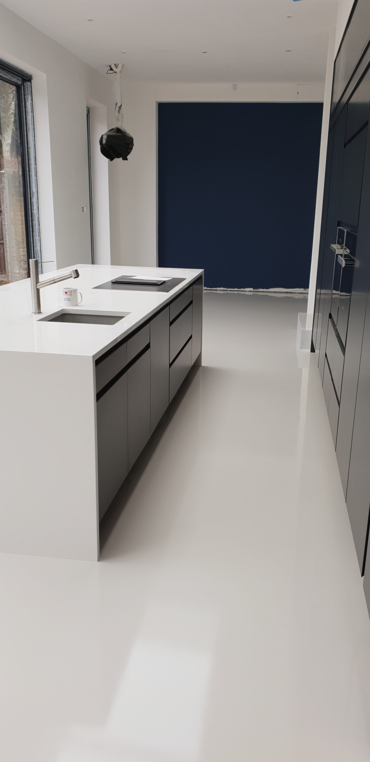 Kitchen Resin Flooring